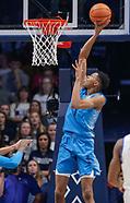 NCAA Basketball - Xavier Muskateers vs Georgetown Hoyas - Cincinnati, Oh