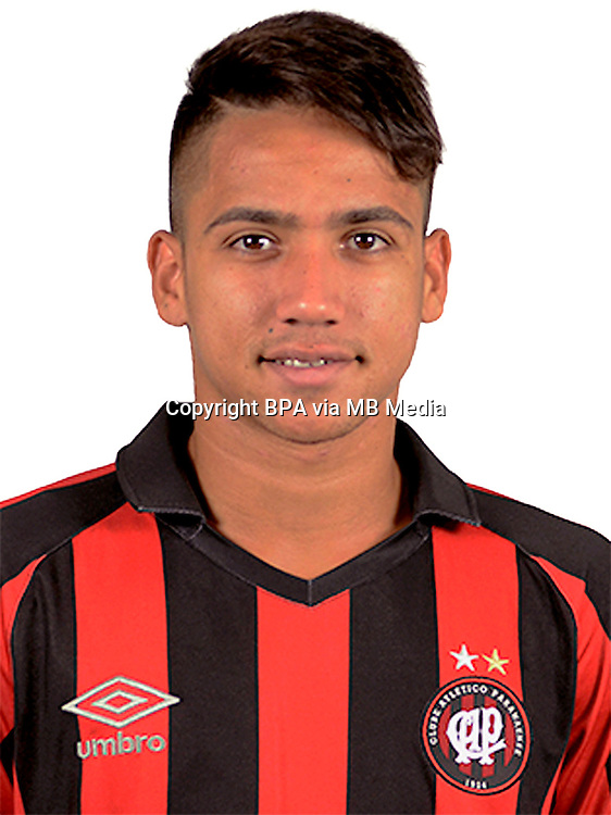 Brazilian Football League Serie A / <br /> ( Clube Atletico Paranaense ) - <br /> Giovanny Bariani Marques &quot; Giovanny &quot;