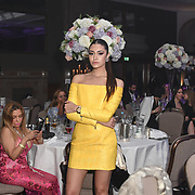 Julia Sinitsina attend the Grand Final MISS USSR UK 2019 at Hilton Hotel Park Lane on 27 April 2019, London, UK.