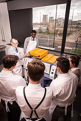 Technology class, University Technical College, UTC Medway, Chatham Kent UK