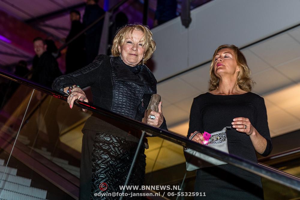NLD/Amsterdam//20170328 - Uitreiking TV-beelden 2017, Ria Bremer