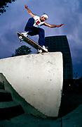 Skater Ken Rae James London