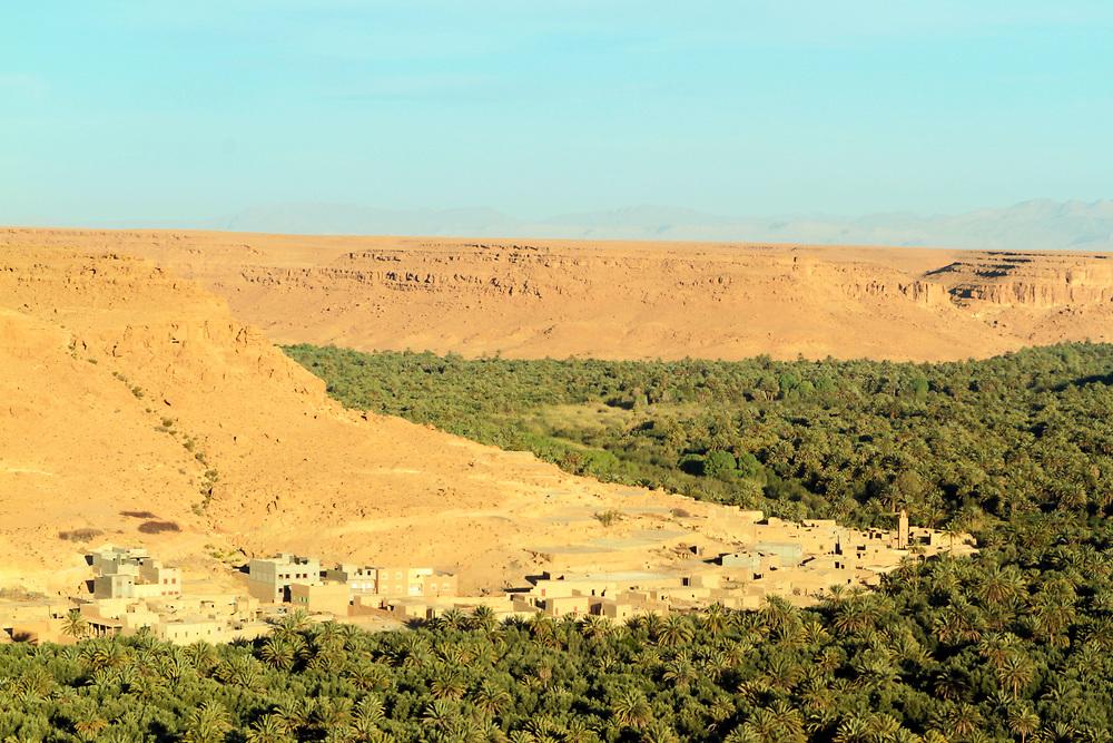 Aoufous, Ziz Valley, Errachidia Province, Southern Morocco