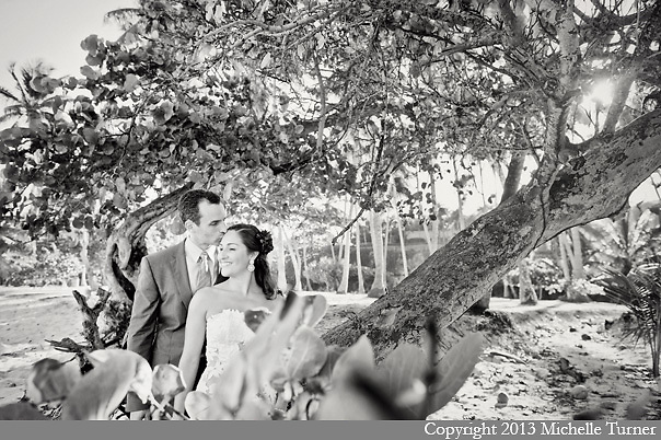 Karina and David's Casa Kimball Wedding.  Dominican Republic Wedding Photography by Destination Wedding Photographer Michelle Turner.