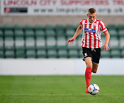 Lincoln City's Jack Fixter<br /> <br /> Lincoln City under 18s Vs Leicester City under 18s at Sincil Bank, Lincoln.<br /> <br /> Picture: Chris Vaughan/Chris Vaughan Photography<br /> <br /> Date: July 28, 2016
