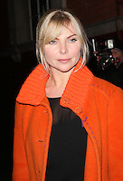 LONDON - DECEMBER 13: Samantha Womack attended the English National Ballet Christmas Party at St Martins Lane Hotel, London, UK. December 13, 2012. (Photo by Richard Goldschmidt)