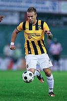 Gendt - Jong Vitesse AGOVV - Jong Sparta, Beloftencompetie, Eredivisie, voetbal, seizoen 2011-2012, 27-09-2011, Stadion Walburgen, Vitesse speler Marcus Pedersen.