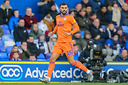 Cardiff City midfielder Marlon Pack (15) during the EFL Sky Bet Championship match between Birmingham City and Cardiff City at the Trillion Trophy Stadium, Birmingham, England on 18 January 2020.
