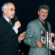 Gala van het Nederlandse lied, uitreiking CD Robert Long