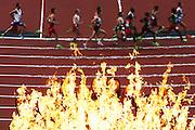 Olympic Games London 2012, .Olympic Stadium, Olympiastadium.© pixathlon