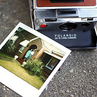 The Polaroid camera made memories for millions of Americans for decades. After Polaroid stopped making their film, a Dutch company called The Impossible Project  revived the instant photograph by making film for Polaroid cameras. ©Travis Bell Photography