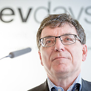 04 June 2015 - Belgium - Brussels - European Development Days - EDD - Migration - Migration , environment and climate change - Evidence for policy - Franck Laczko , Head of Migration Research Division , International Organization for Migration © European Union