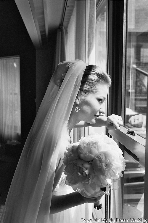 Getting ready shots Wedding Photography New York Romance