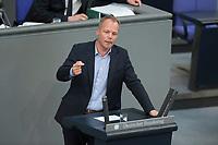 16 MAY 2013, BERLIN/GERMANY:<br /> Dr. Matthias Miersch, MdB, SPD, haelt eine Rede, Debatte zur Bilanz nach einem Jahr Bundesumweltminister Peter Altmaier, Sitzung, Plenum, Deutscher Bundestag<br /> IMAGE: 20130516-01-132