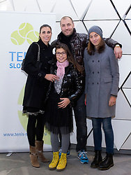 Marko Milic at Teniska zveza Slovenije and documentary movie MIMA on November 23, 2015, Ljubljana, Slovenia. Photo by: Urban Urbanc / Sportida