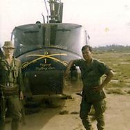 B Troop, 1st Squadron, 9th Cavalry. Near Quan Loi 1970.