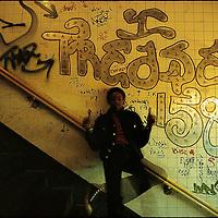 Trease 148<br /> <br /> Jon Naar photo of graffiti 1974 NYC