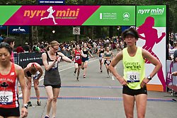 NYRR Mini 10K road race (40th year)