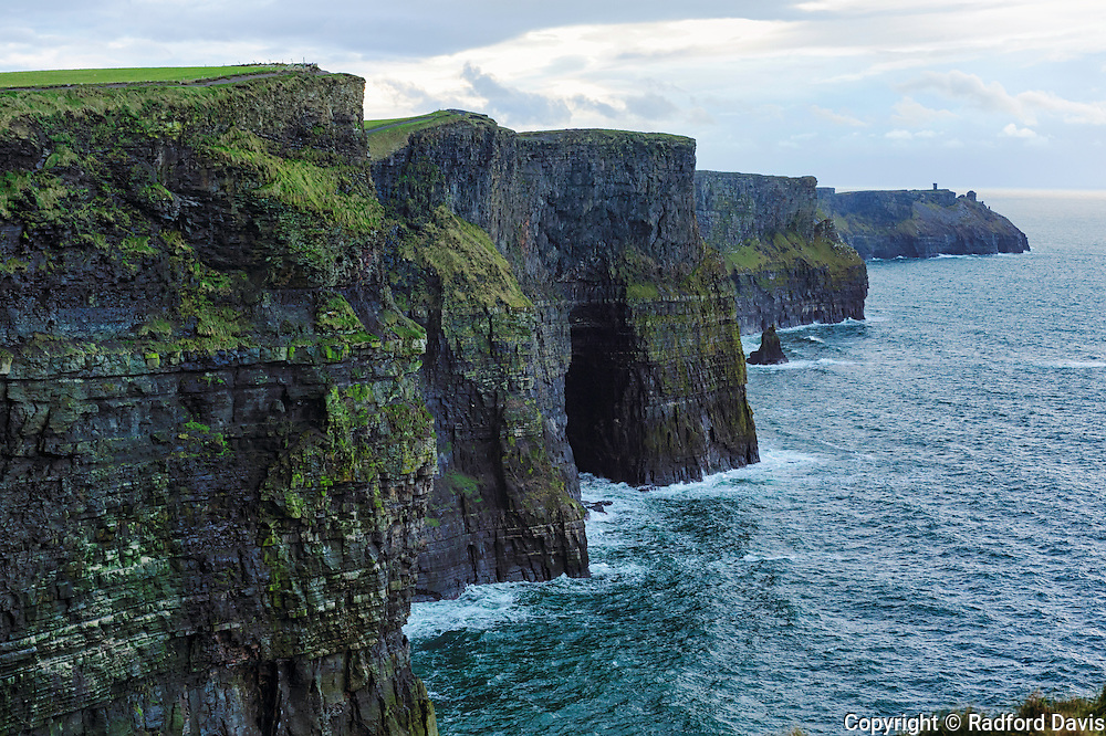 The Cliffs of Moher, Ireland