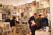 20/21 British Art Fair. Celebrating its 25 Anniversary. The Royal College of Art . Kensington Gore. London. 12 September 2012.
