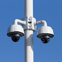 Facebook HQ Security Cameras