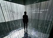 """FREESPACE - 16th Venice Architecture Biennale. Arsenale. PROAP/GLOBAL, Portugal. """"SPAZIO PUBBLICO, CONTINUITÀ E FRAGILITÀ""""."""