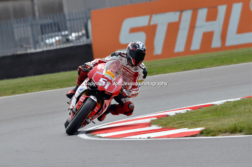 #51 Luke Quigley Ducati Coventry/JHP Racing Ducati Superstock 1000
