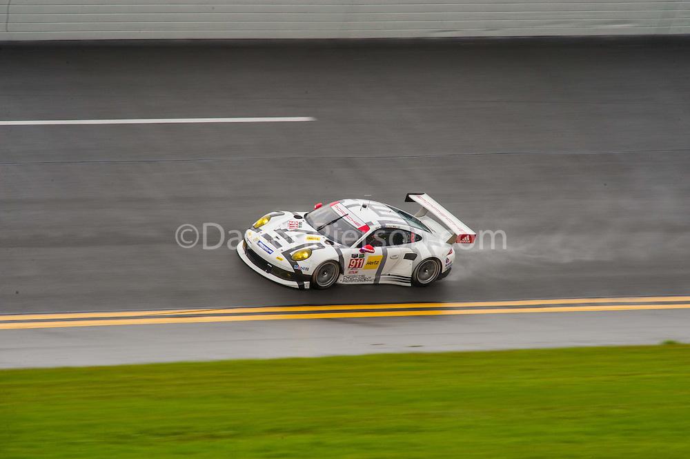 #911 Porsche North America Porsche 911 RSR: Nick Tandy, Patrick Pilet, Marc Lieb