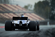 March 7-10, 2017: Circuit de Catalunya. Pascal Wehrlein (GER), Sauber F1 Team, C36