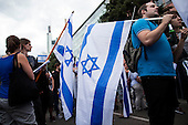 20140804 | Demo gegen Antisemitismus Frankfurt