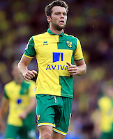 Norwich City's Jonny Howson