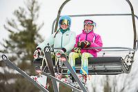 Francis Piche Giant Giant Slalom Men U14 on  Cannonball. ©2015 Karen Bobotas Photographer