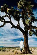 Joshua Tree National Park, California<br /> MODEL RELEASED