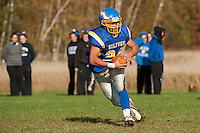 Gilford varsity football against Epping Newmarket  October 15, 2011.