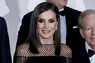 120319 Spanish Royals attends Mariano de Cavia awards 2019