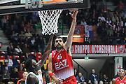 Simon Krunoslav<br /> Milano vs BASKONIA VITORIA GASTEIZ<br /> BASKET Euroleague 2016-2017<br /> Milano 15/11/2016 <br /> FOTO CIAMILLO