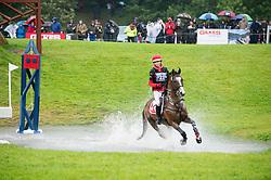 Attinger Patrizia, (SUI), Raumalpha<br /> Longines FEI European Eventing Chamionship 2015 <br /> Blair Castle<br /> © Hippo Foto - Jon Stroud