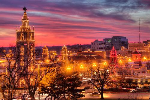 Good Plaza Lights   Country Club Plaza Lit Up For The Christmas/holiday Season,  Kansas Good Looking