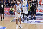 DESCRIZIONE : Beko Legabasket Serie A 2015- 2016 Dinamo Banco di Sardegna Sassari - Obiettivo Lavoro Virtus Bologna<br /> GIOCATORE : Josh Akognon<br /> CATEGORIA : Ritratto Delusione<br /> SQUADRA : Dinamo Banco di Sardegna Sassari<br /> EVENTO : Beko Legabasket Serie A 2015-2016<br /> GARA : Dinamo Banco di Sardegna Sassari - Obiettivo Lavoro Virtus Bologna<br /> DATA : 06/03/2016<br /> SPORT : Pallacanestro <br /> AUTORE : Agenzia Ciamillo-Castoria/L.Canu