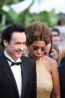 John Cusack, Macy Gray, at The Paperboy gala screening red carpet at the 65th Cannes Film Festival France. Thursday 24th May 2012 in Cannes Film Festival, France.