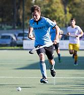 WASSENAAR - Koen Bakhuis (HGC)    tijdens  de hoofdklasse hockeywedstrijd HGC-Den Bosch (3-2). COPYRIGHT KOEN SUYK