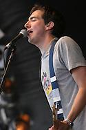 'Snow Patrol',  T In The Park music festival, Balado, Scotland, 2003.