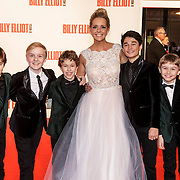 NLD/Scheveningen/20141130- Premiere Billy Elliot, Chantal Janzen