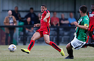 Burgess Hill v Crawley Town Friendly 15/07/2015