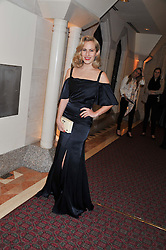 CHARLOTTE DELLAL at the Women for Women International UK Gala held at the Guildhall, City of London on 3rd May 2012.