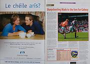 All Ireland Senior Hurling Championship Final,.12.09.2004, 09.12.2004, 12th September 2004,.Senior Cork 0-7, Kilkenny 0-9,.Minor Kilkenny 1-18 ,  Galway 3-12 (draw),.12092004AISHCF,.Foras ns Gaeilge,