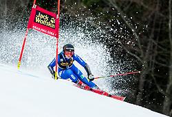 "Sofia Goggia (ITA) competes during 1st Run of the FIS Alpine Ski World Cup 2017/18 5th Ladies' Giant Slalom race named ""Golden Fox 2018"", on January 6, 2018 in Podkoren, Kranjska Gora, Slovenia. Photo by Ziga Zupan / Sportida"