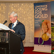 02.03.2017        <br /> Attending the Limerick City and County Councils Annual Tidy Towns Seminar 2017 at the Woodlands House Hotel Adare Co. Limerick was Deputy Mayor Cllr. Noel Gleeson. Picture: Alan Place