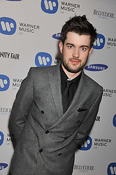 JACK WHITEHALL at the Warner Music Group Post Brit Awards Party in Association with Samsung held at The Savoy, London on 20th February 2013.
