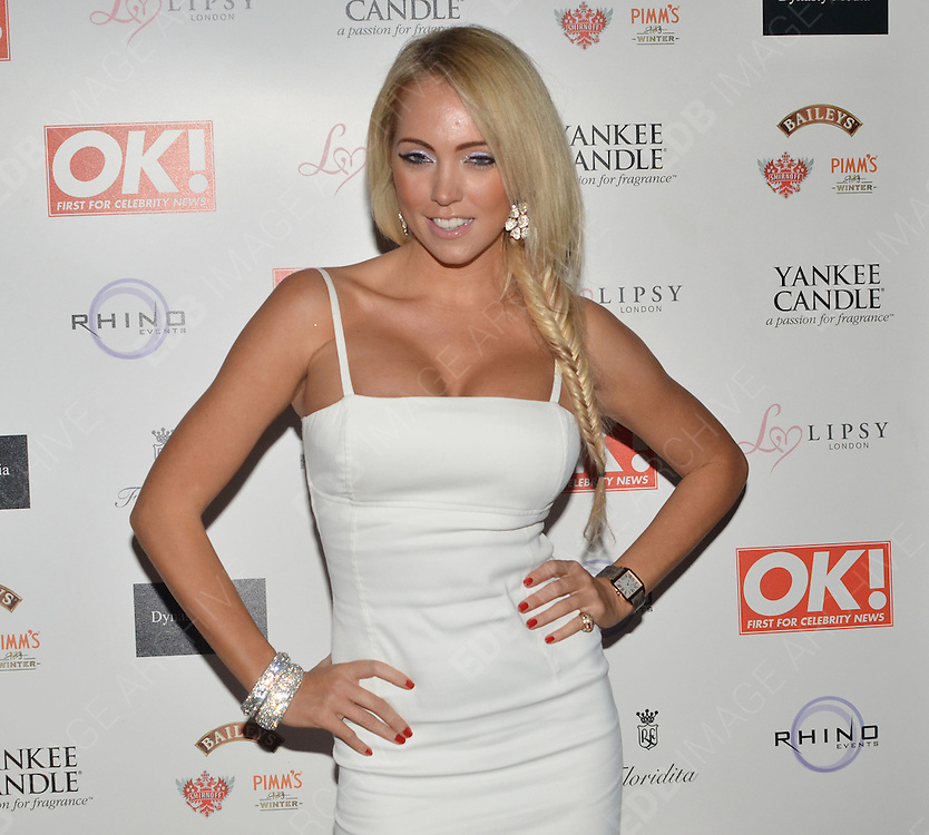 29.NOVEMBER.2011. LONDON<br /> <br /> AISHLEYNE HORGAN WALLACE ATTENDING THE OK MAGAZINE PARTY AT FLORIDITA IN SOHO, LONDON<br /> <br /> BYLINE: EDBIMAGEARCHIVE.COM<br /> <br /> *THIS IMAGE IS STRICTLY FOR UK NEWSPAPERS AND MAGAZINES ONLY*<br /> *FOR WORLD WIDE SALES AND WEB USE PLEASE CONTACT EDBIMAGEARCHIVE - 0208 954 5968*